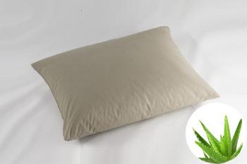 Perna Natural Memory Aroma Therapy Aloe Vera 30x40cm Crem
