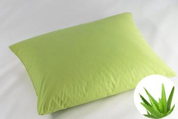 Perna Natural Memory Aroma Therapy Aloe Vera 50×40 Verde