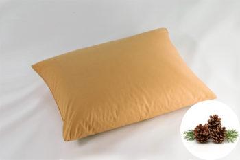 Perna Natural Memory Aroma Therapy Brad 30x40cm Orange