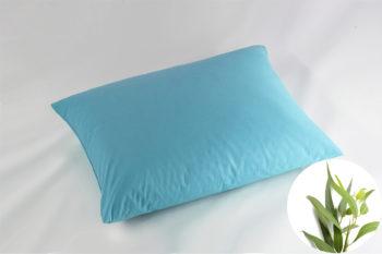 Perna Natural Memory Aroma Therapy Eucalipt 30x40cm Albastru