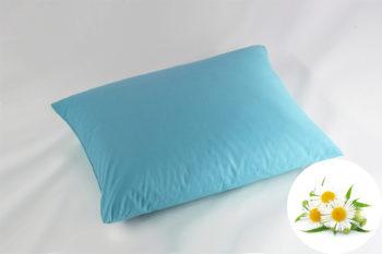 Perna Natural Memory Aroma Therapy Roinița 30x40cm Albastru