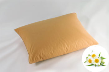 Perna Natural Memory Aroma Therapy Roinița 30x40cm Orange