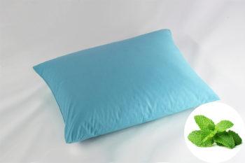 Perna Natural Memory Aroma Therapy Menta 30x40cm Albastru
