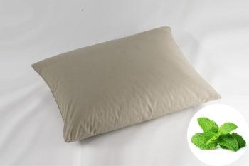 Perna Natural Memory Aroma Therapy Menta 30x40cm Crem