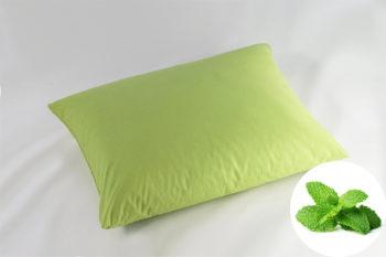 Perna Natural Memory Aroma Therapy Menta 30x40cm Verde