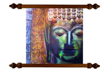 Tablou TANKA Buddha Ancient