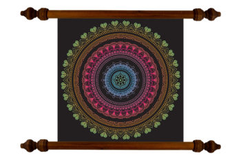 Tablou TANKA Mandala Female Energy