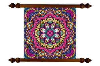 Tablou TANKA Mandala Harmony