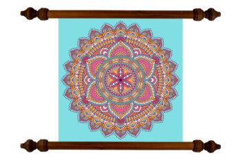 Tablou TANKA Mandala Healing