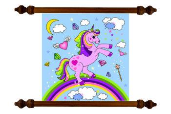 TANKA Kids Pink Unicorn