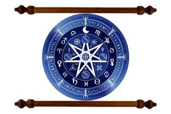 Tablou TANKA Horoscope #4