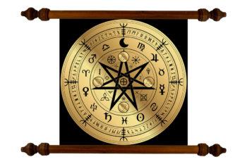 Tablou TANKA Horoscope #5