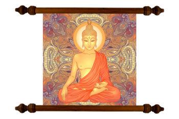 Tablou TANKA Buddha Mandala