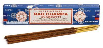 Bețișoare parfumate NagChampa Agarbatti