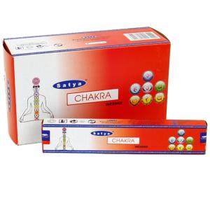 Bețișoare parfumate Satya Chakra