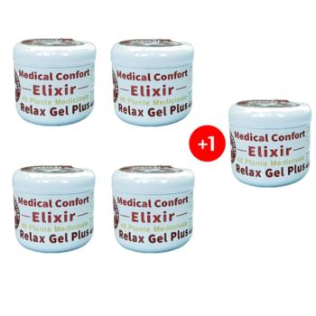 PACHET DISCOUNT 4+1 Creme Medical Confort ELIXIR CALMANT 48 plante medicinale